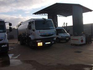 Precio gasoleo a Almadén - Gasóleos y Lubricantes Carpovi