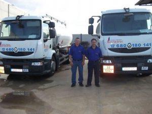 Gasoleo c Córdoba - Gasóleos y Lubricantes Carpovi