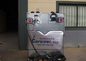 Precio de gasoil Villanueva de Córdoba - Gasóleos y Lubricantes Carpovi
